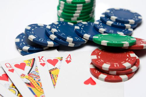 poker credit